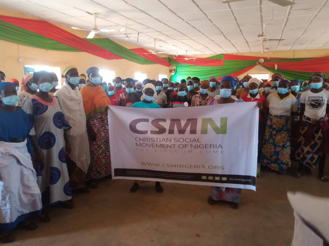 Relief to Widows in Rimau Kallah: Short History of Genocide in Southern Kaduna