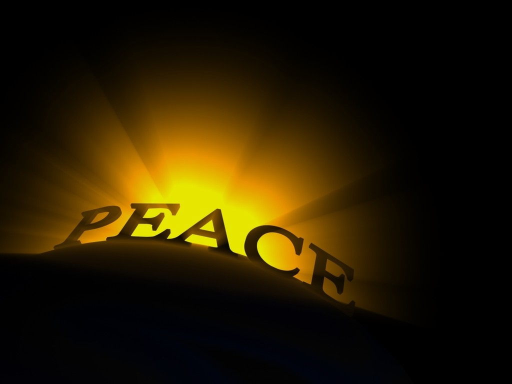 Press Release: Let Peace Reign